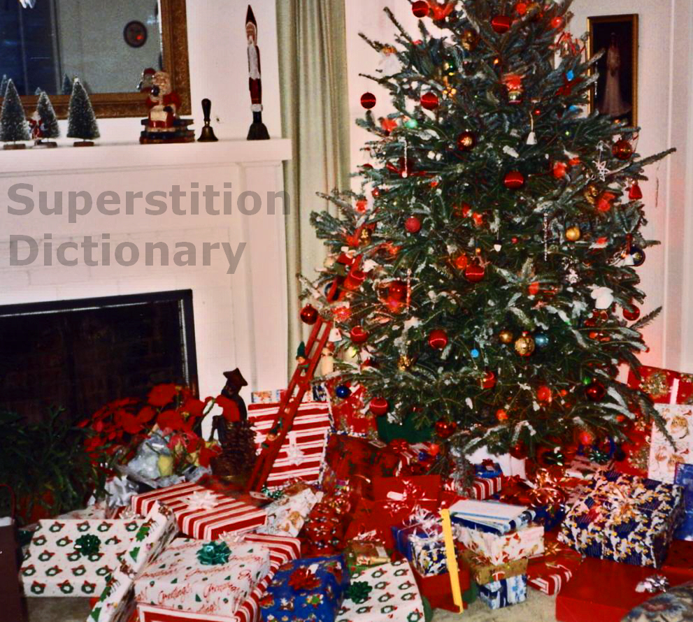 Where Did The Christmas Tree Tradition Originate: Origins Of Christmas Traditions And December 25th